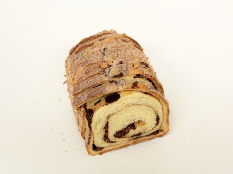 Chocolate Chip Cinnamon Loaf