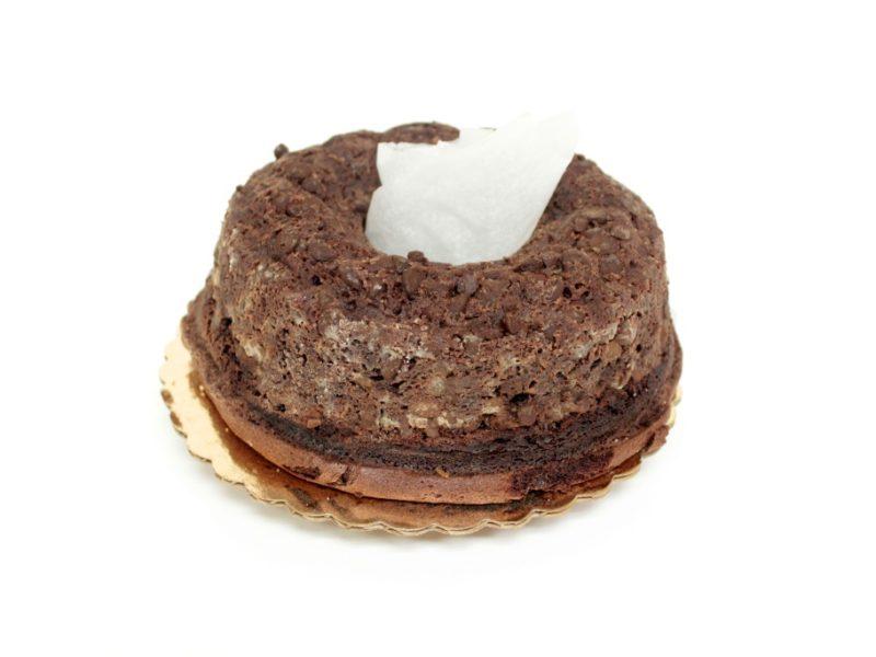 Chocolate Chip Dip Ring Cake