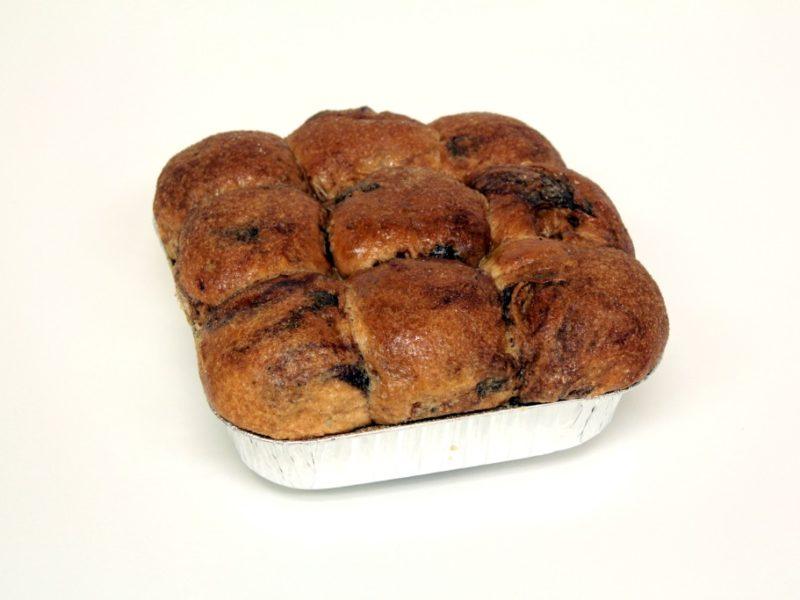 Chocolate Chip Pullapart Challah