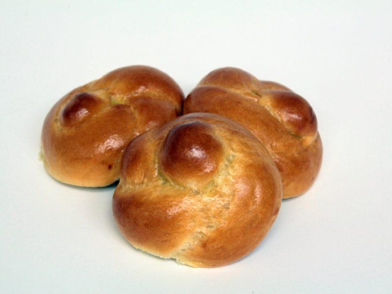 Egg Challah Rolls