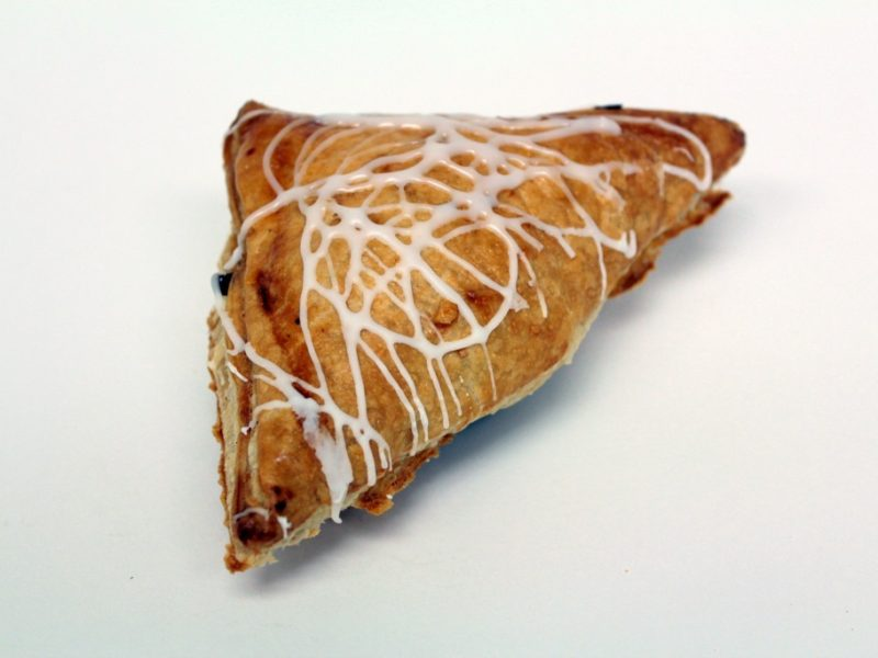 Frosted Apple Turnover