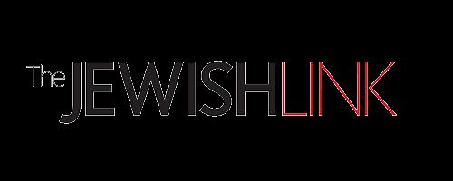 The Jewish Link Transparent 5x2