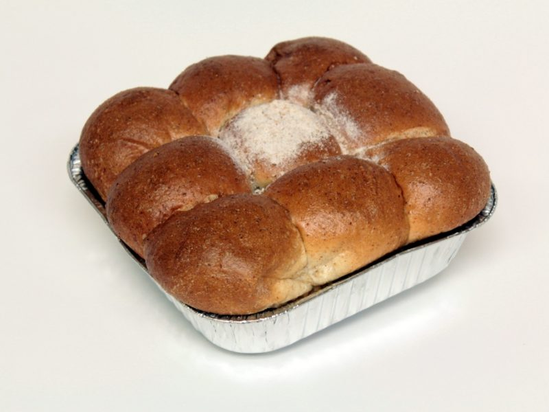 Whole Wheat Water Challah Pullapart